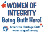 AHG Women of Integrity