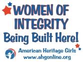 AHG Women of Integrity